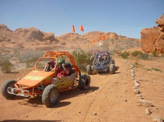 Dune Buggy Adventure in Las Vegas