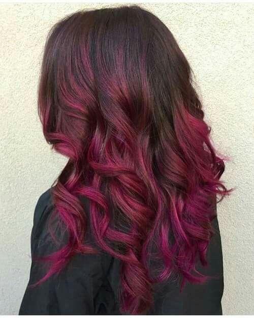 Nice wavy color