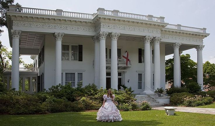 7 best images about random houses on pinterest mansions for Home builders in south alabama