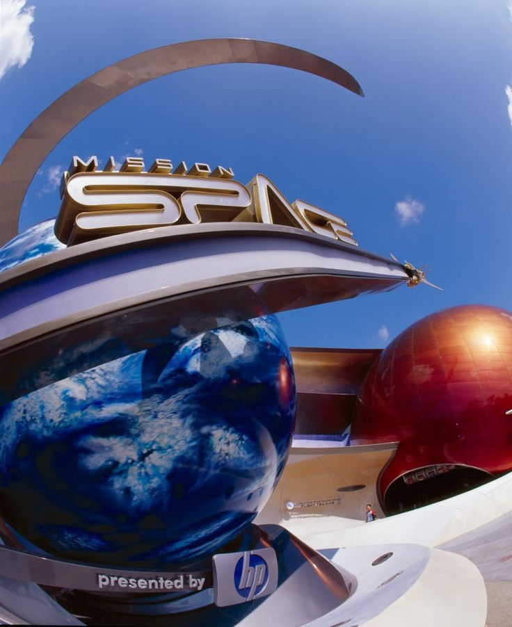 mission space ride at epcot - photo #40