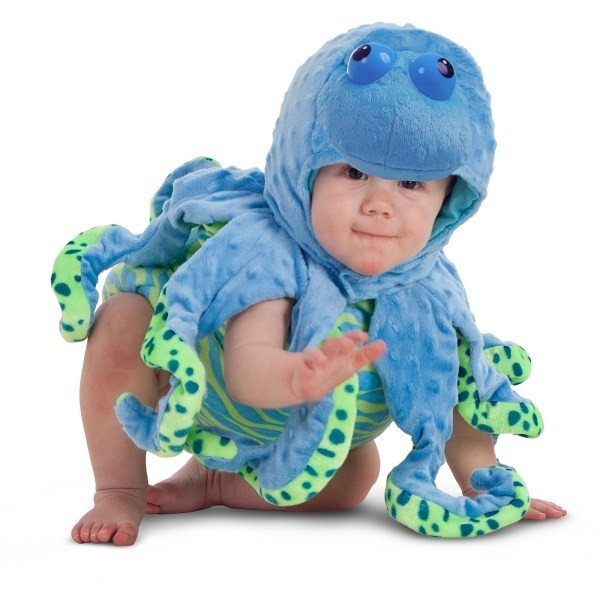 114 best images about sea costumes on pinterest octopus for Baby fish costume