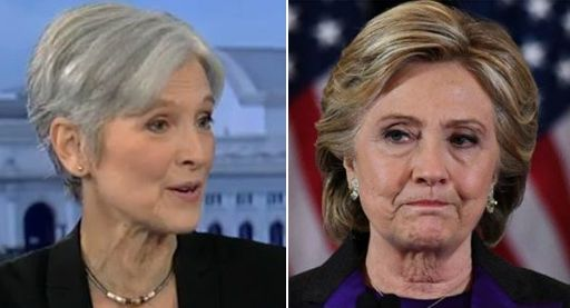 Turns out, Jill Stein doesn't want Hillary's help with the recount after all