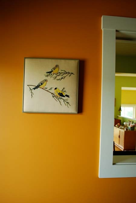 I need this color on my wallsYellow Orange, Green, Wall Painting'S Mi, Orange Wall, White Wall, Kitchens Wall Colors, Kitchen Walls