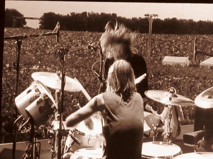 Foo Fighters, Milton Keynes Bowl, 2011