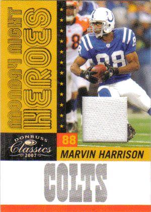 marvin harrison football card | marvin harrison jersey football card marvin harrison jersey football ...