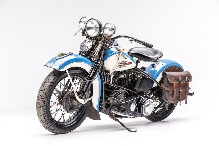 "1939 Harley-Davidson Model EL ""Knucklehead"""