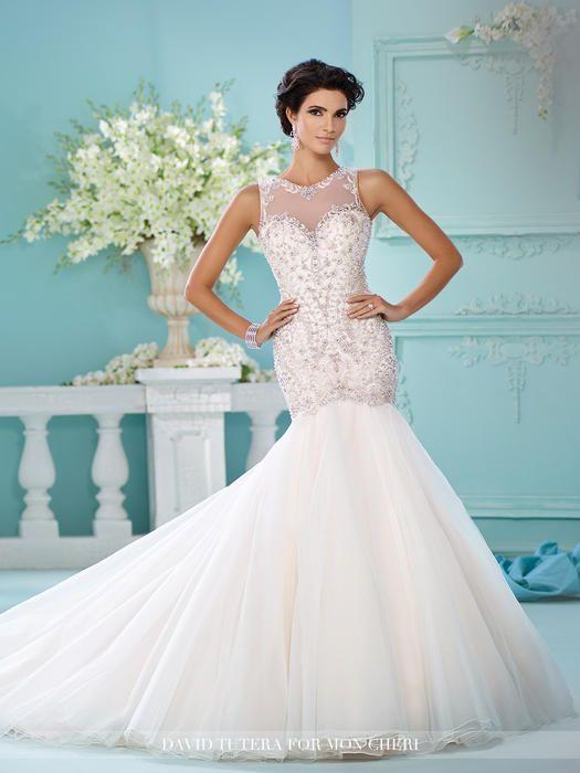 David Tutera For Mon Cheri Bridal At Estelleu0027s Dressy Dresses In  Farmingdale, NY #wedding