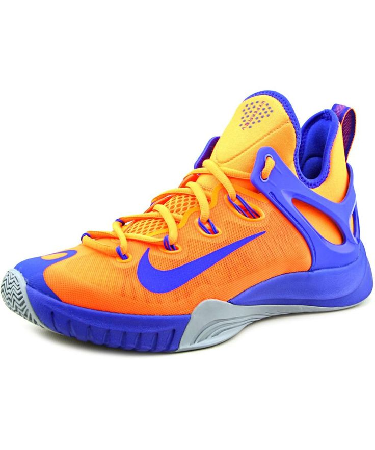 NIKE Nike Zoom Hyperrev 2015 Men  Round Toe Synthetic Orange Basketball Shoe'. #nike #shoes #sneakers