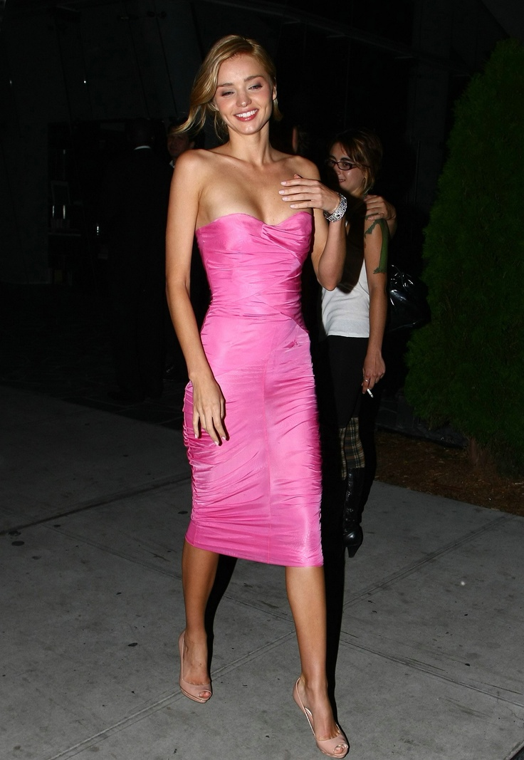 Miranda Kerr style