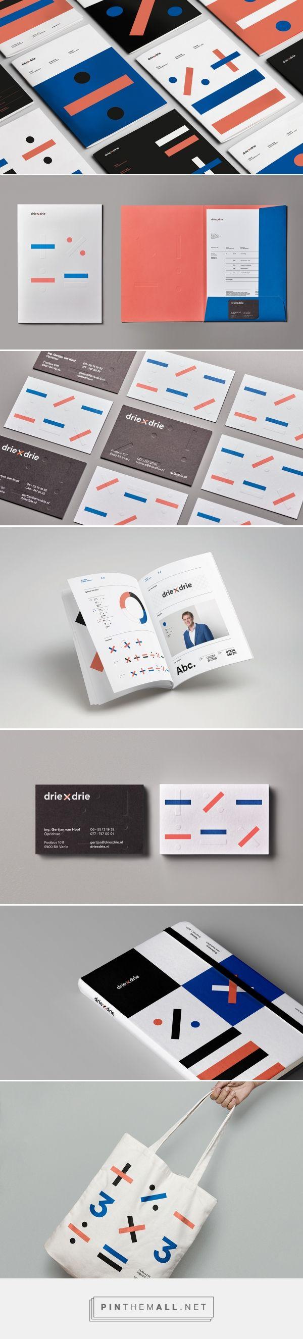 driexdrie - branding | Abduzeedo Design Inspiration - created via https://pinthemall.net
