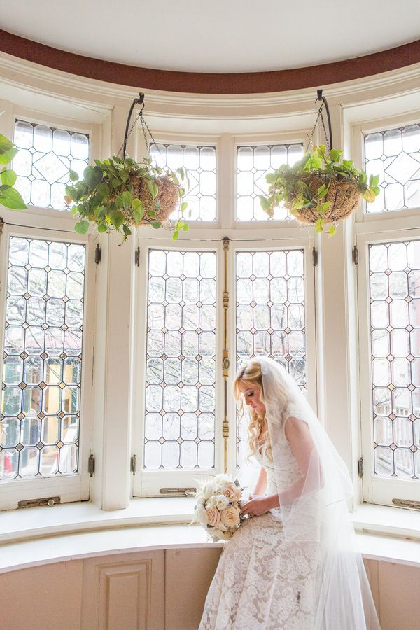 Sweet Rustic Wedding at the Tarrytown House