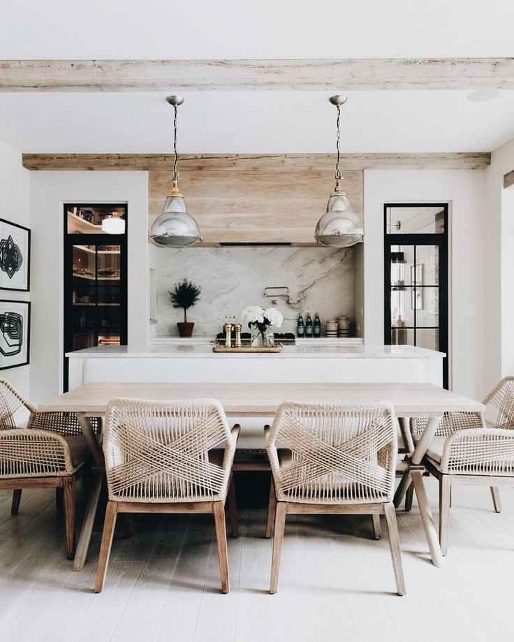 1876 best Dining Rooms images on Pinterest | Dinner parties, Kitchen ...