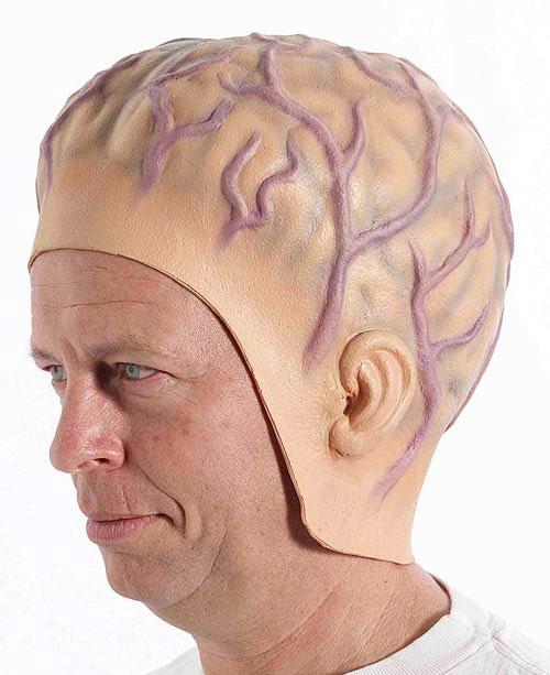 Alien Costume Headpiece