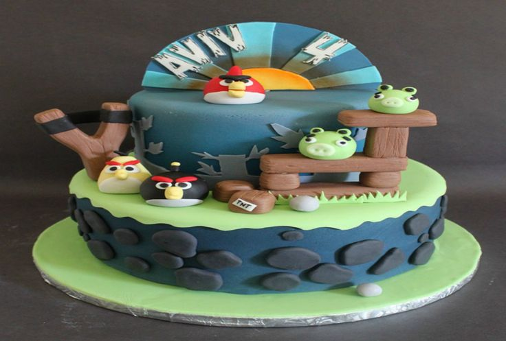 Birthday Cake Ideas For 2 Year Old Baby Boy