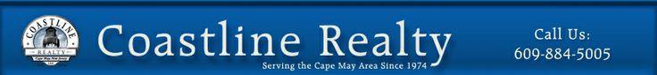 Coastline Realty, Cape May, NJ, Real Estate, Sales, Weekly Rentals, Seasonal Rentals in the Cape May Area
