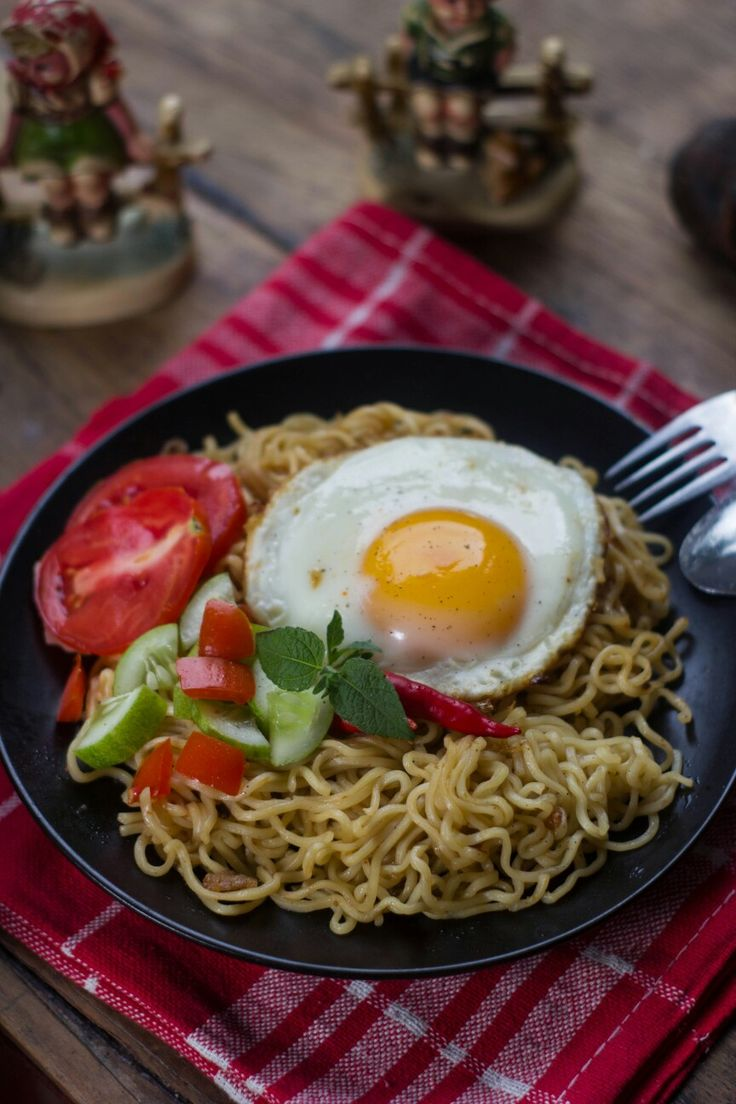 Indomie Goreng #food #photography #indomie #friednoodles