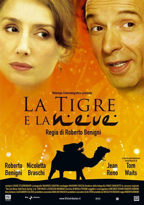 La tigre e la neve - Cecchi Gori Home Video. La poesia di un amore che conduce un uomo ad un viaggio che trasformerà la sua vita, proiettandola in orizzonti lontanissimi...