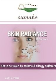 Sumabe Skin Radiance with Marine Collagen, 90 Capsules