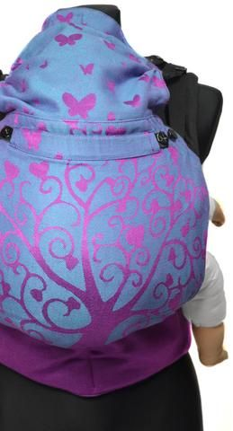 Kokadi Flip Toddler Carrier - Lina in Magicland (Bamboo Blend & Limited Edition)