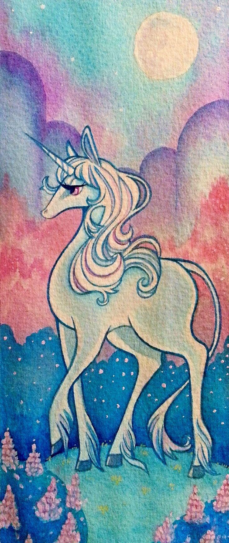 +The Last Unicorn+ by Tankero