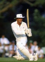 Martin David Crowe RIP & ♥ M C 1962 → 3 March. 2016. By the end of his Test career, he was New Zealand's highest run-getter and century-maker, scorer or 10,000 international runs, its captain in the 1992 World Cup who engineered an exhilarating home run all the way to the semi-finals, and a totemic figure in his team's feisty Test performances through the Eighties. The son of a cricketing family, whose father had played first-class cricket,