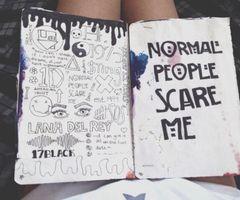 tumblr doodles grunge - Google Search
