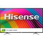 65 in. 4K Ultra HD Smart LED TV with Built-In Wi-Fi