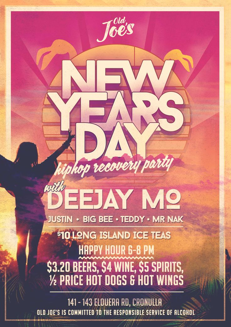 Old Joes - New Years Day