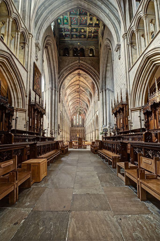 Southwark Cathedral, London, England by odin's_raven
