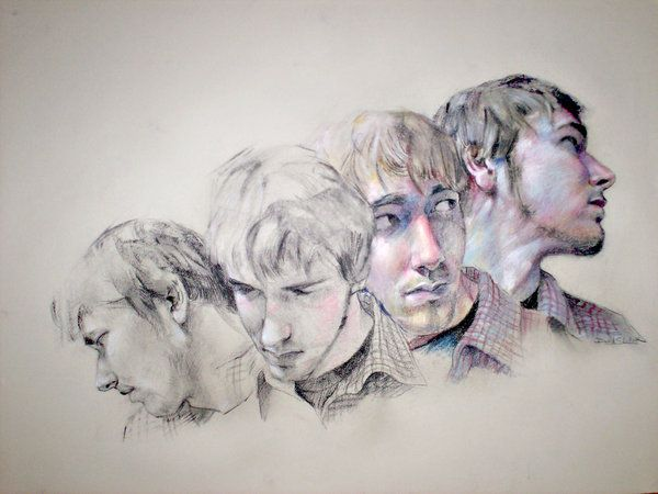 Drawing A Selfportrait 4 Essential Tips T