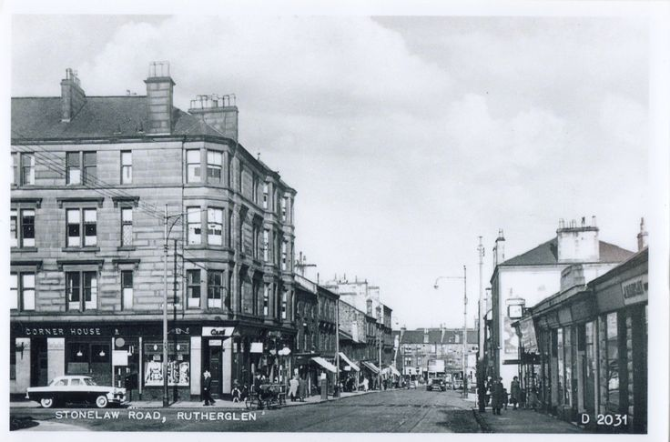 Stonelaw Road, Rutherglen, Glasgow.