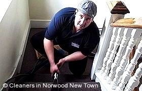 Carpet Cleaning Norwood New Town