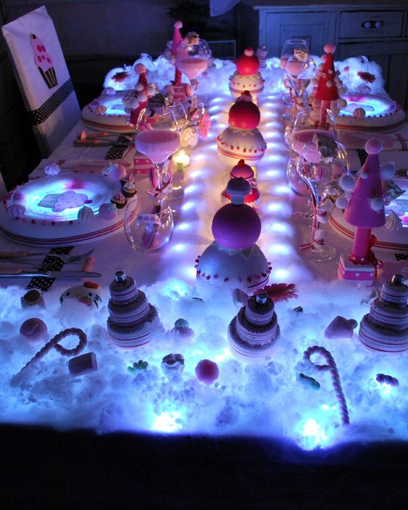 #Déco #table pour #anniversaire
