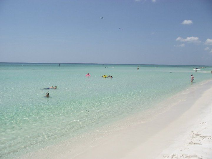 This Is True Florida Beach Okaloosa Island Fl Favorite Places Es In 2018 Pinterest Beaches And Vacation