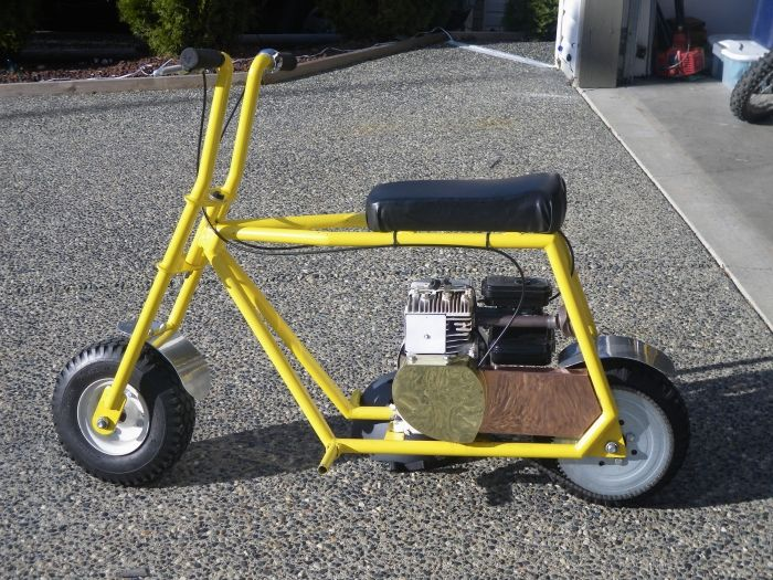 7 Best The Mini Bike Project Images On Pinterest