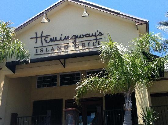 Photos Of Hemingway S Island Grill Pensacola Beach Restaurant Images Tripadvisor Trip Pinterest Restaurants And Islands