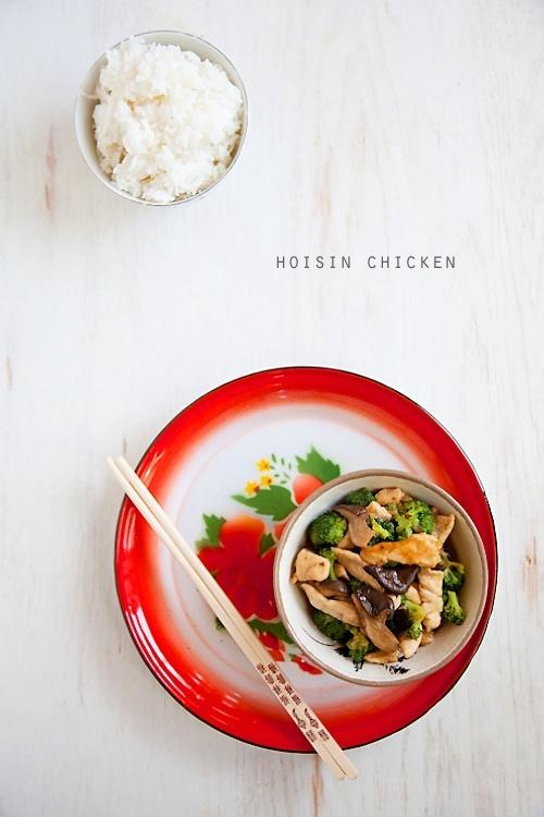 hoisin sauce stir-fry recipe chicken