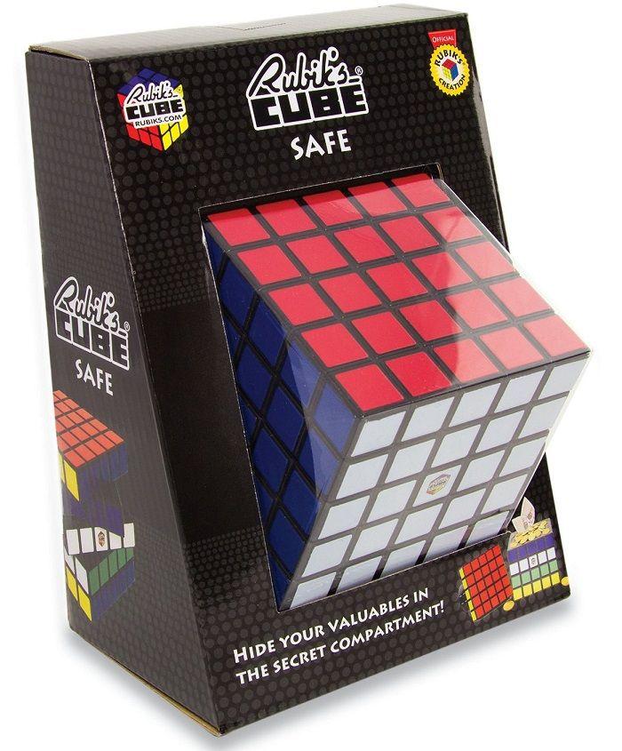 Rubiku0027s Cube Safe Keeper Secret Box Style