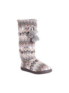 7edb7fa90cd MUK LUKS - MUK LUKS® Women s Shelly Slipper Boot - Walmart.com ...