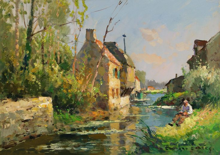Edouard Leon Cortes (1882-1969)