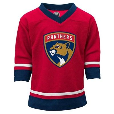 Florida Panthers Baby Boys' Jussi Jokinen Jersey - Team Color 18M, Infant Boy's, Size: 18 M, Multicolored
