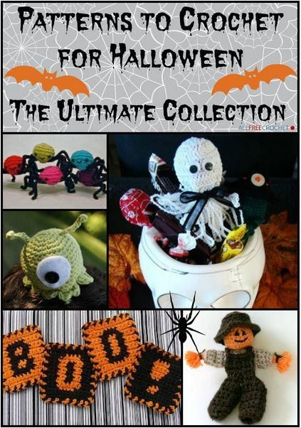 158 Patterns to Crochet for Halloween: The Ultimate Collection