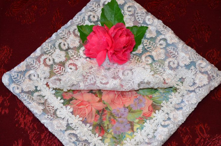 Napkin holder – a decoration for the holiday table cover napkin – a napkin…