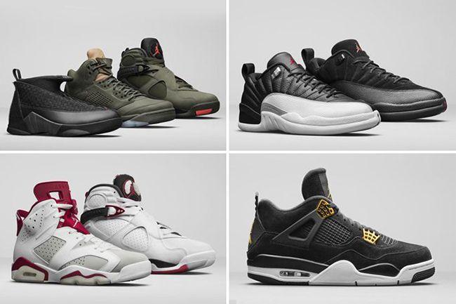 http://SneakersCartel.com Air Jordan Spring 2017 Collection Release Dates #sneakers #shoes #kicks #jordan #lebron #nba #nike #adidas #reebok #airjordan #sneakerhead #fashion #sneakerscartel