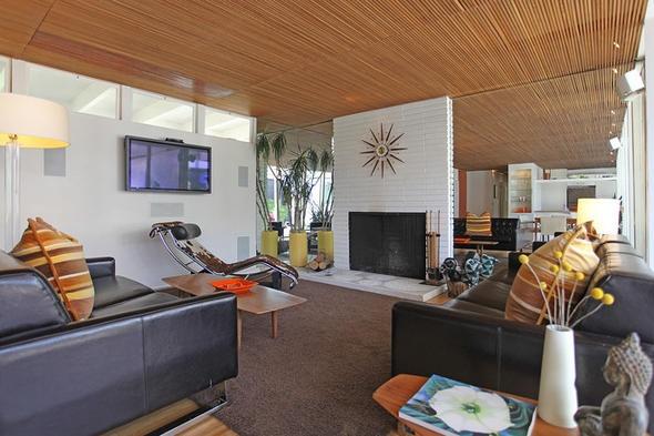【スライドショー】カリフォルニア州の正統なミッドセンチュリー・モダン様式の邸宅 - WSJ日本版 - jp.WSJ.com