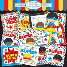 Image result for superhero lunch notes