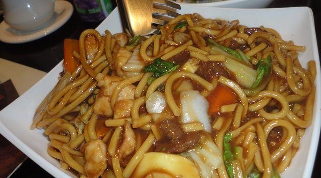 Receita de Yakissoba (China in Box)