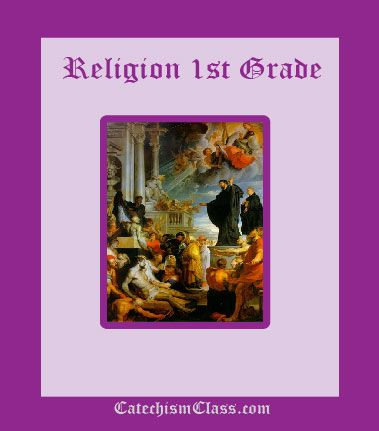 45 best recommend catholic books programs images on pinterest our first grade program offers 26 lessons 12 lessons on the creed and 10 on catholic catechismcatholic bookscatholic prayerscatholic fandeluxe Images