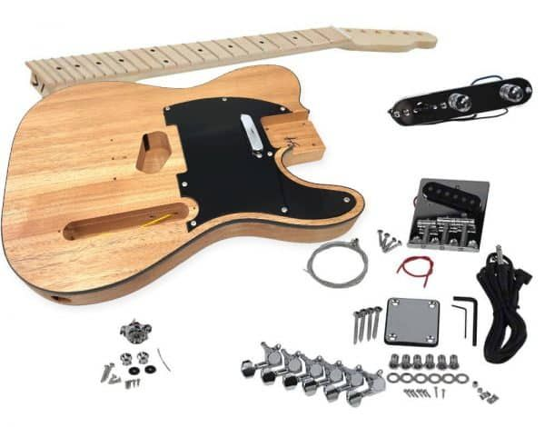 Solo Tck 1m Diy Electric Guitar Kit Solo Music Gear Guitar Kits Build Your Own Guitar Electric Guitar Kits
