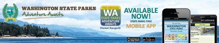 Washington State Park camping reservations